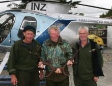 Ian, Jerry & Stu