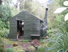 Mid Waiohine Hut