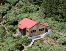 Waiopehu Hut