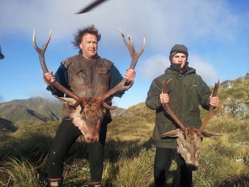 Hunting | Amalgamated Helicopters NZ Ltd