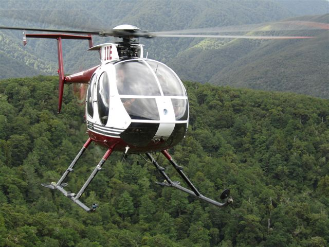 Our Aircraft Amalgamated Helicopters Nz Ltd