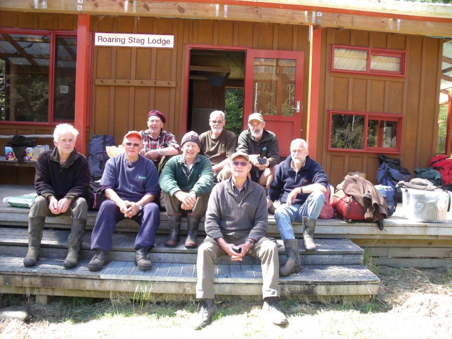 The NZDA 'Roaring Stag Team' 2012